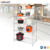 home kitchen furniture hand cart