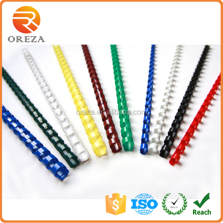 Promotional Document 21 rings Binding Comb Spiral Wire