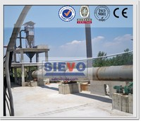 vertical shaft lime kiln / active lime calcination kiln for lime production line