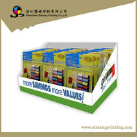 Corrugated Paper Cardboard Display Boxes For Sewing