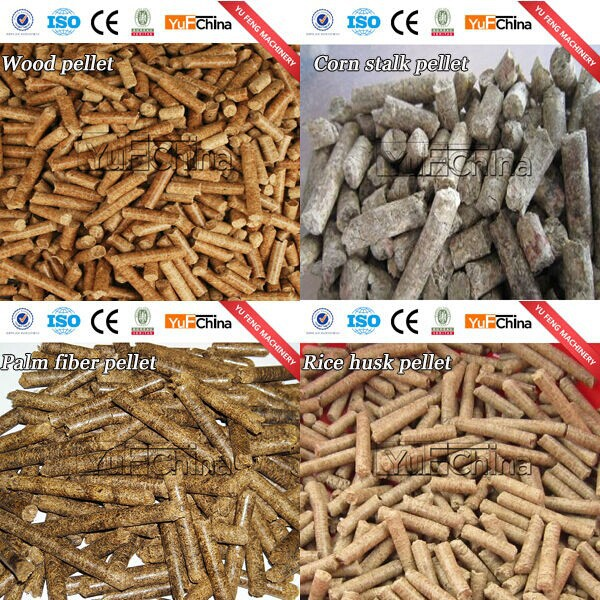 8mm bulk Wood Pellets with 4500KCAL/kg