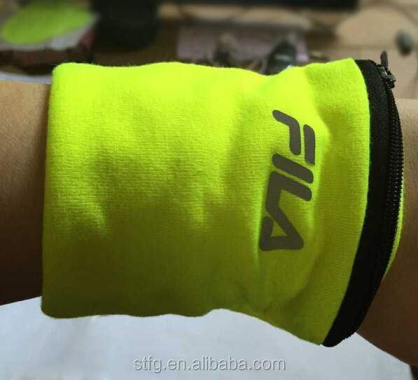 High quality roadway protective high visibility hotsale checp reflective elastic ankle band