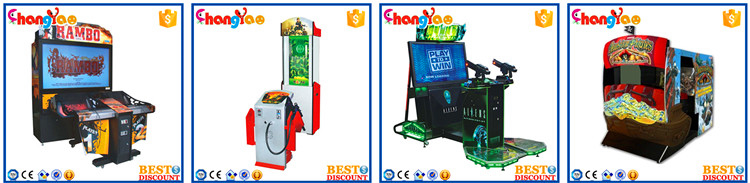 Hot Sale Shooting Arcade Game Machine in Little rock