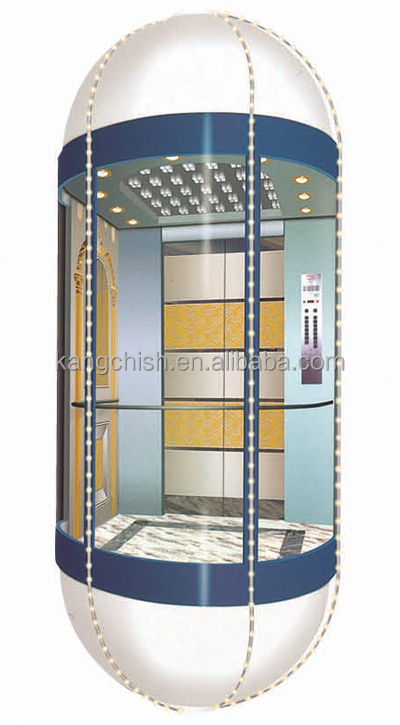 Economic and Reliable mini tilting car lift elevator
