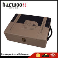 Newest sale OEM design large paper cardboard box for wine with good offer