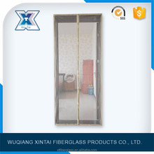 china supplier factory price of magnetic window screen/magnetic door curtain/magnetic mesh screen door