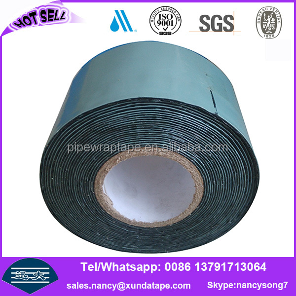 underground pipe repair adhesive tape