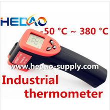 DT-380 Temperature Gun Non-contact Digital Laser Infrared IR Thermometer Testing Equipment