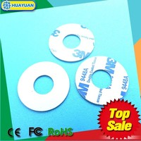 Programmable MIFARE Classic 1k PVC rfid disc tag for industry management
