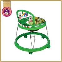 Wholesale Plastic Music Toys Cheap Circle Baby Walker For Girl