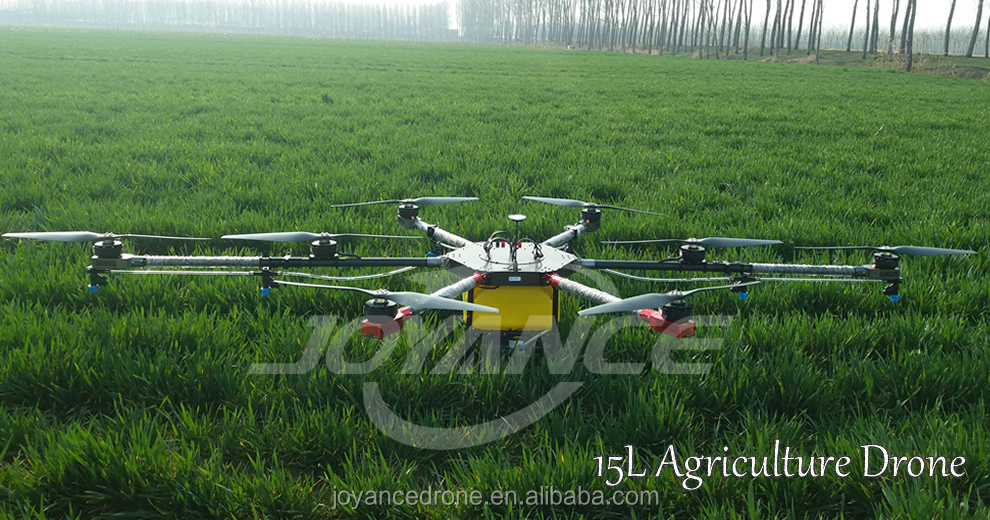 Professional foldable Agriculture UAV drone spraying pesticides, garden sprayer uav drone with GPS,autonomous sprayer drone