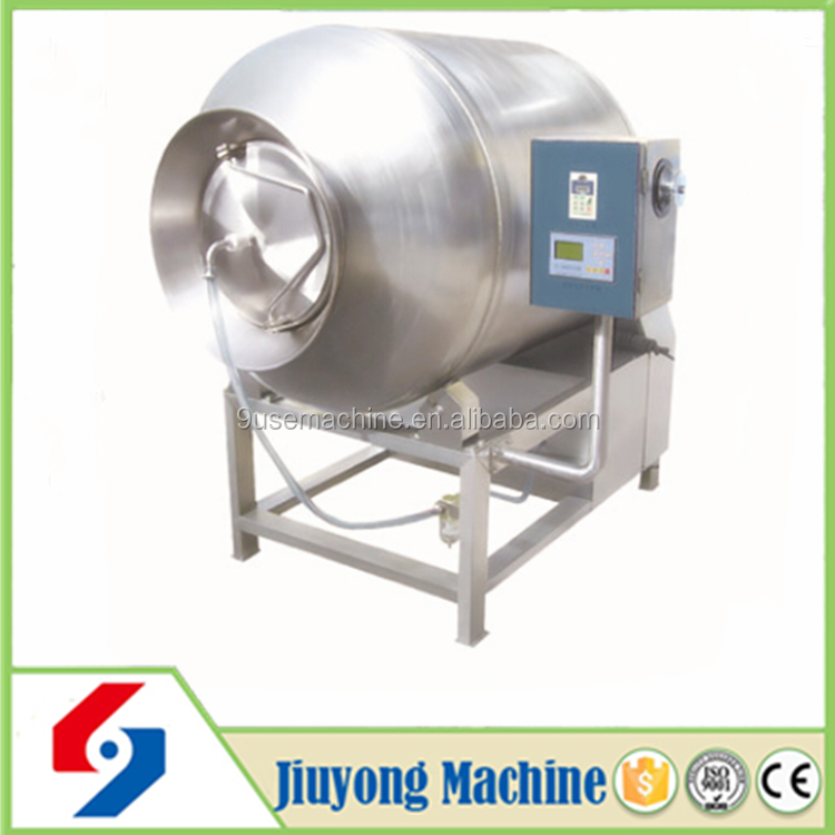 easy operation vacuum meat rubbing machine