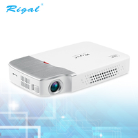 Projector home mini led dlp portable hand mini dlp portable projector
