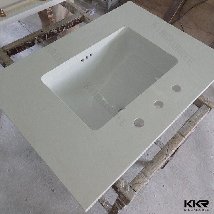 Molded Double Sink Commercial Bathroom Vanity Tops Buy