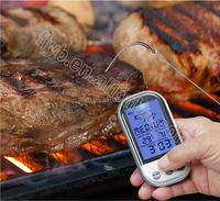 Amazon best-selling bbq meat wireless digital food barbecue thermometer high quality