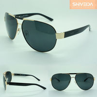 polarized newest style mens sunglasses 2011(08354 C1-91-10)
