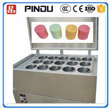 15 barrels commercial stainless steel block freezer shaved ice maker making plant machine