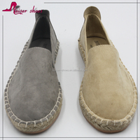 SSK16-264 2016 New Arrival fashion woman and men espadrille ,woman shoe ,men shoe.lady espadrille slip on.men slip on espadrille
