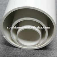 "180 degree large schedule 80 high temperature 36"" pvc pipe"