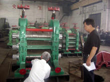 3 High Roller Wire Rod and Steel Round Bar Rolling Mill