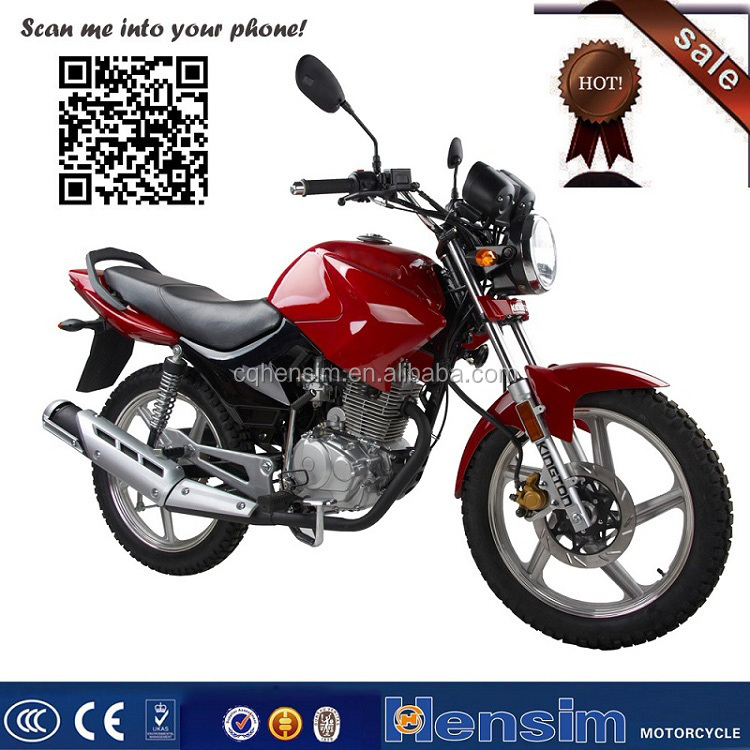 YBR Motocicletas 150cc street bike for sale