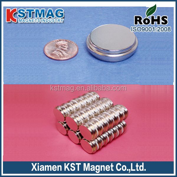 Disc neodymium magnet with high quality
