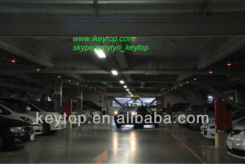 smart car parking guidance system for mechanical parking system lift