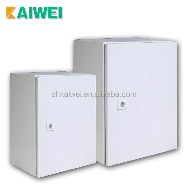 IP56 customized wall mounted electric enclosure