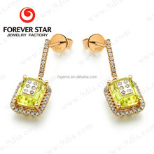 Wholesale Alibaba 2017 New Products Jewelry Wholesale China 18k Gold Plated Jewelry Set