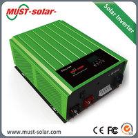 Must Solar On/ Off Grid High Efficiency Energy Storage 3000w Solar Hybrid Inverter