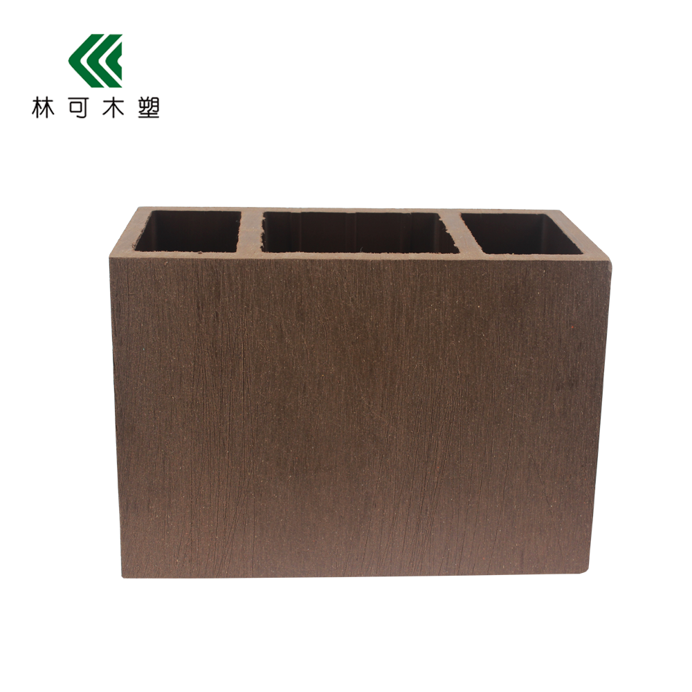 outdoor wpc decking used for exterior manufacturer china