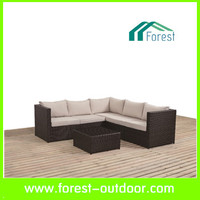Rattan furniture office rattan sofa The ratten makes up natural sectional living room sofa Rattan and Wicker Furniture