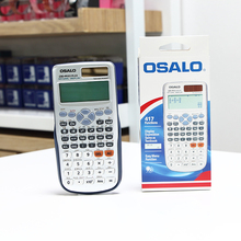 OSALO fx-991es plus neue ABS material 417 funktionen scientific calculator fx-991es plus