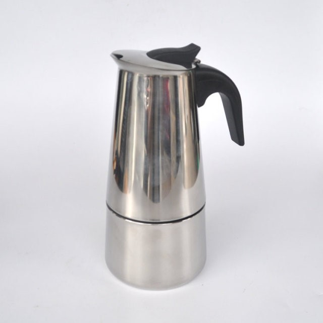 6 Cup Stove Top Espresso Maker Moka Coffee Maker