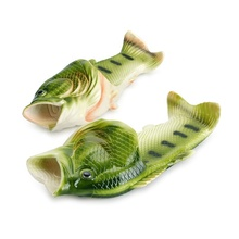 New Fish Shape Soft EVA PVC Unisex Fish <strong>Slippers</strong>