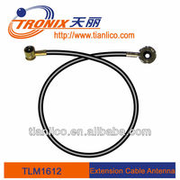 extension cable power antenna cable leads /car antenna radio extension cable TLM1612(OEM Factory)