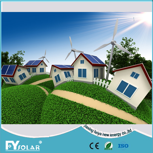 Clean And Renewable Home Solar System/solar fan&lighting system
