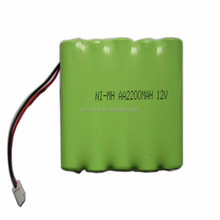 ceba high quality 6.0v rechargeable nimh battery pack