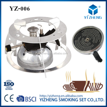 mini gas tea or coffee heating stove gas lighter torch YZ-006