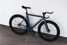chrome aluminium fixed gear bicycle wholesale