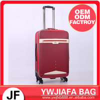 hot sell cheap oxford luggage bag trolley suitcase