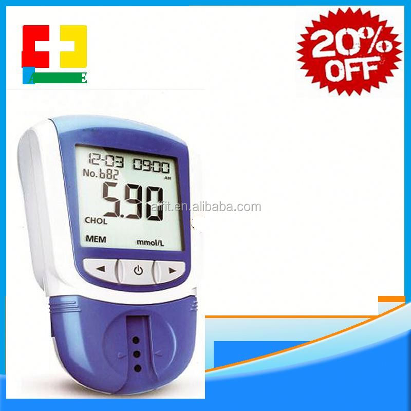 Multi-function Analyzer Lipid analysis meter/ cholesterol test/total cholesterol