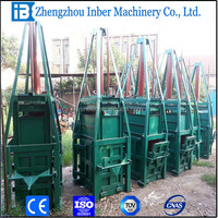 Automatic Hydraulic PET Bottle Baling Press