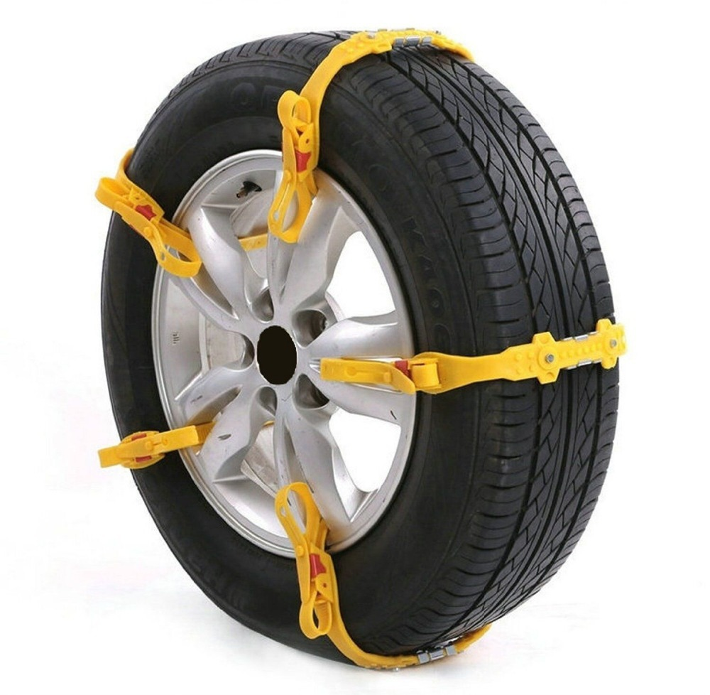 Hot Sell New Security Anti Slip Winter Snow Tyre Grips