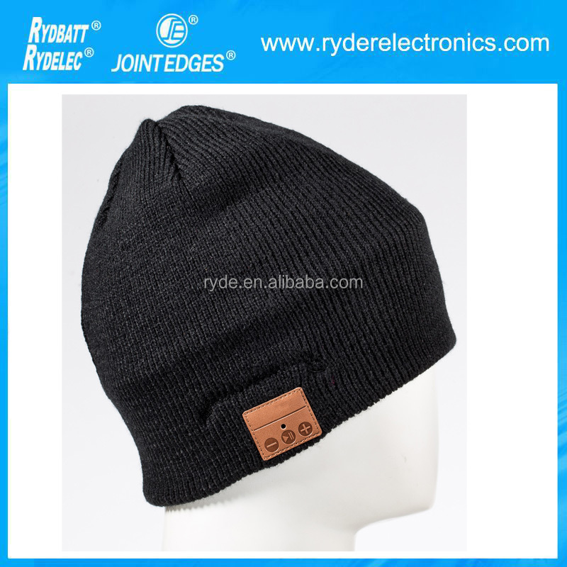 Custom Design Winter Hat,Rechargeable Beanie hat Manufacturer