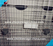 Poultry Farm Supply High Quality Breeder Cages for Pigeons