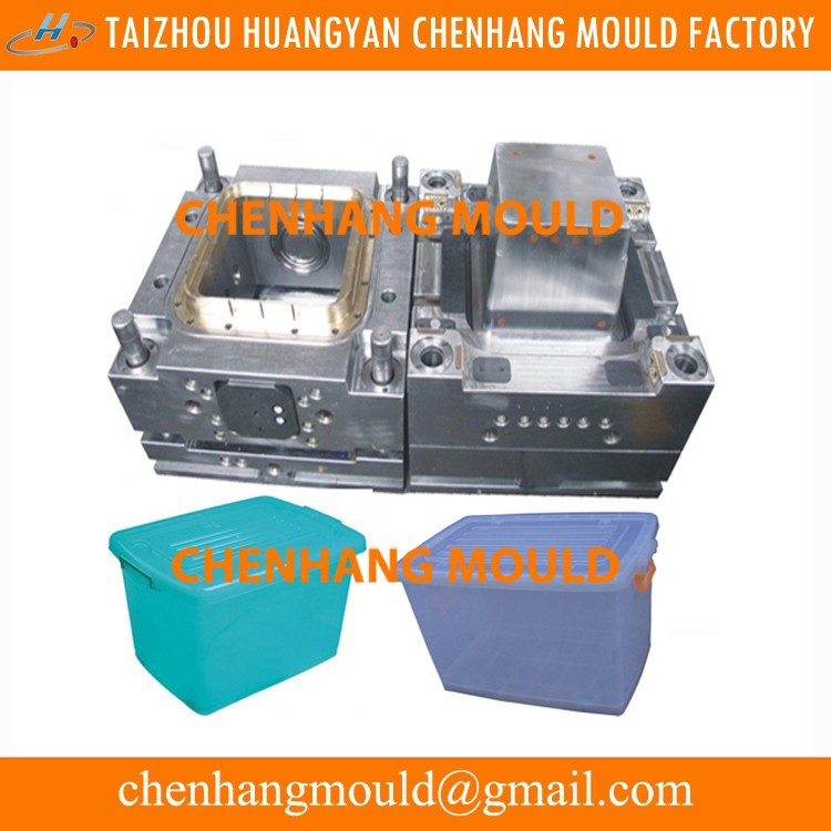 Clothes container mould storage boxes mould