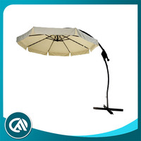 Special style promotional Sunshade banana hanging beach umbrella