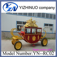 The factory supplies hot sale royal horse carriage/luxury royal horse carriage /horse drawn carriage