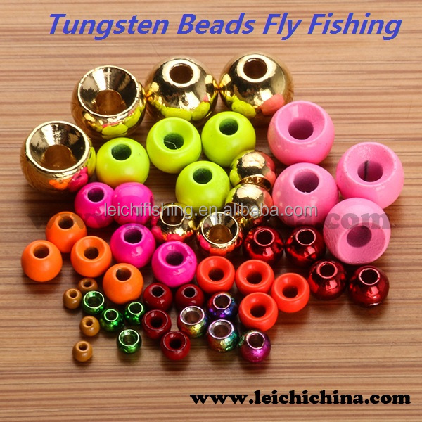 Top quality Wholesale Fly Fishing Tungsten Beads